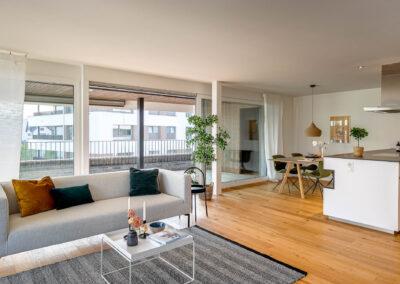 4½-Zimmer-Wohnung in St. Erhard