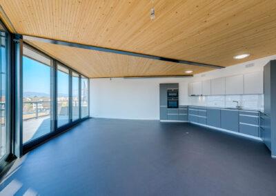 4.5 Zimmer-Dachwohnung in Meilen